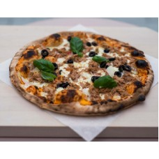11. Pizza Sicilliana