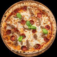 7 Pizza Arrabbiata