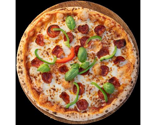 9. Pizza Pepperoni