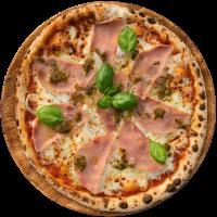 6. Pizza Prosciutto Cotto