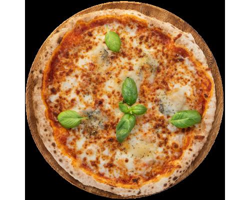 8. Pizza Quatro Formaggi
