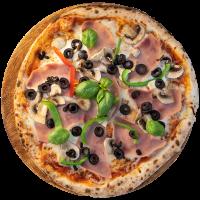 10. Pizza Quatro Stragioni