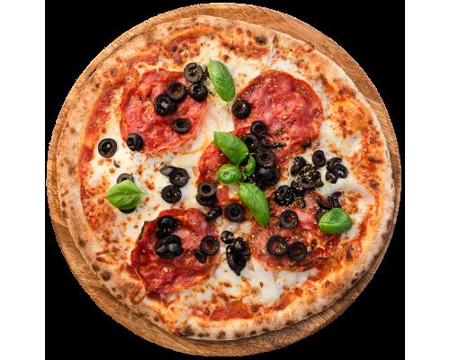 13. Pizza Romana