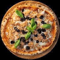 11. Pizza Sicilliana