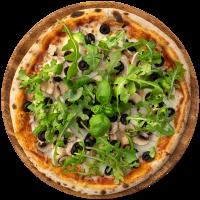 14. Pizza Vegetariana